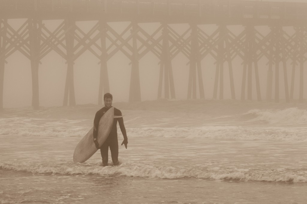 A day of shredding. South Carolina, Surfing photo
