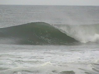 Ernesto hits the Jersey Shore. New Jersey, surfing photo