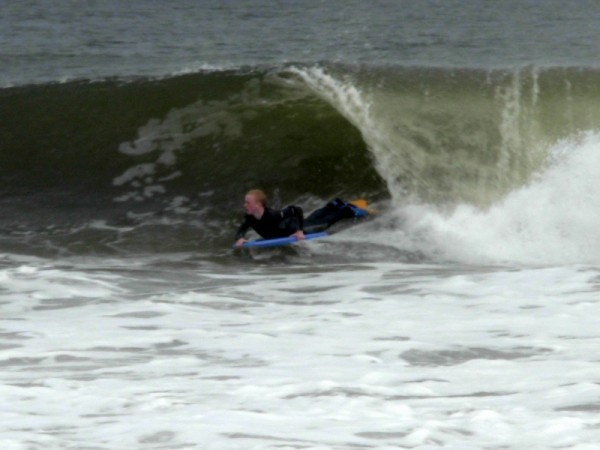 Monday, 6/4. New Jersey, surfing photo