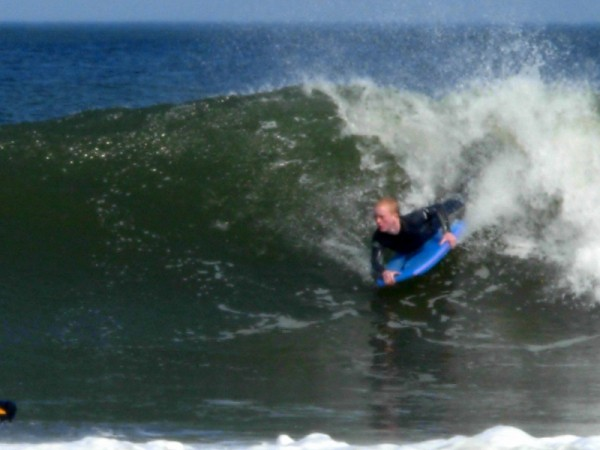 Tuesday, 6/5. New Jersey, surfing photo