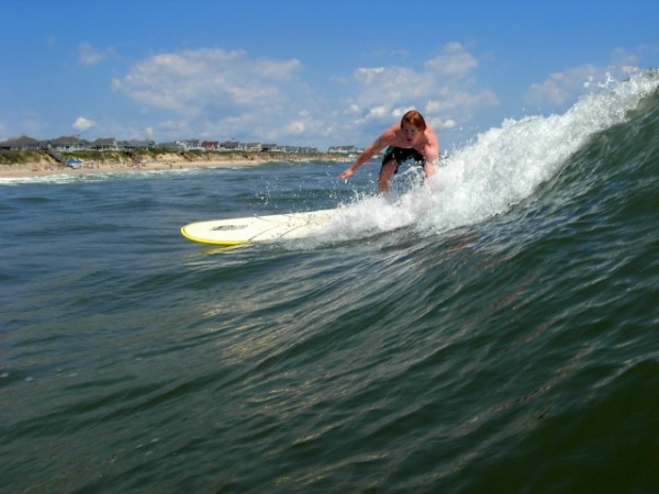 Outer Banks, NC. Virginia Beach / OBX, surfing photo