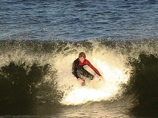 MB  september 19. New Jersey, surfing photo