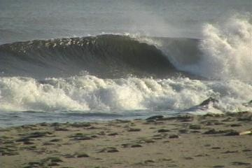 Saturday Swell in Central Jersey. New Jersey, surfing photo