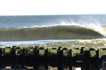 Saturday in Jersey. New Jersey, surfing photo