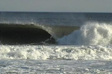 Late December in Jersey. New Jersey, surfing photo