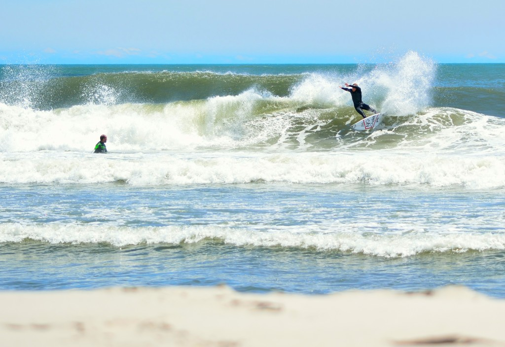 Conor Willem. New Jersey, surfing photo