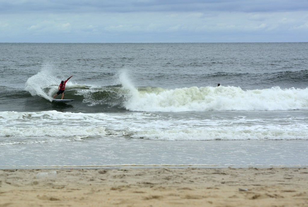 Michael Dunphy- Belmar Pro. New Jersey, Surfing photo