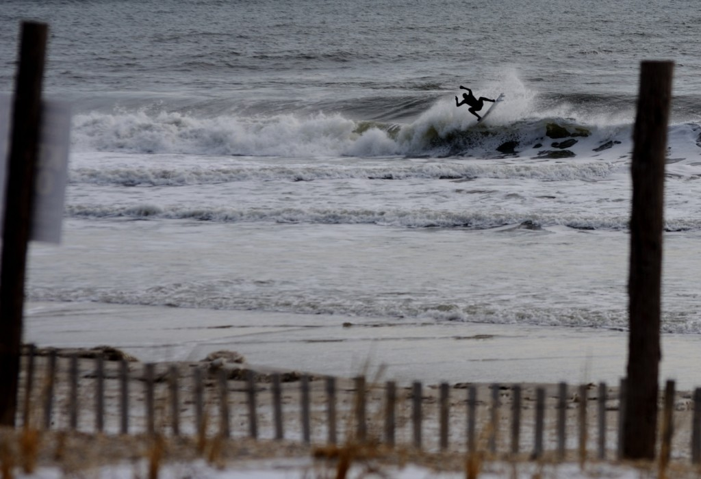 Randy Townsend. New Jersey, Surfing photo