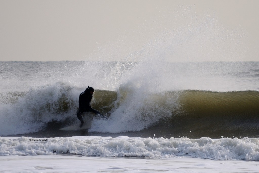 Randy Townsend Deep Gash. New Jersey, Surfing photo