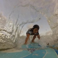 Youngest of 5 surfn kids!. West Florida, Surfing photo