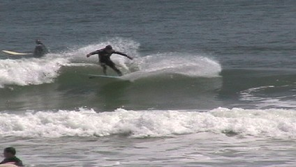 Cape Cod Hurrican Ernesto Sept 06. Northern New England, surfing photo