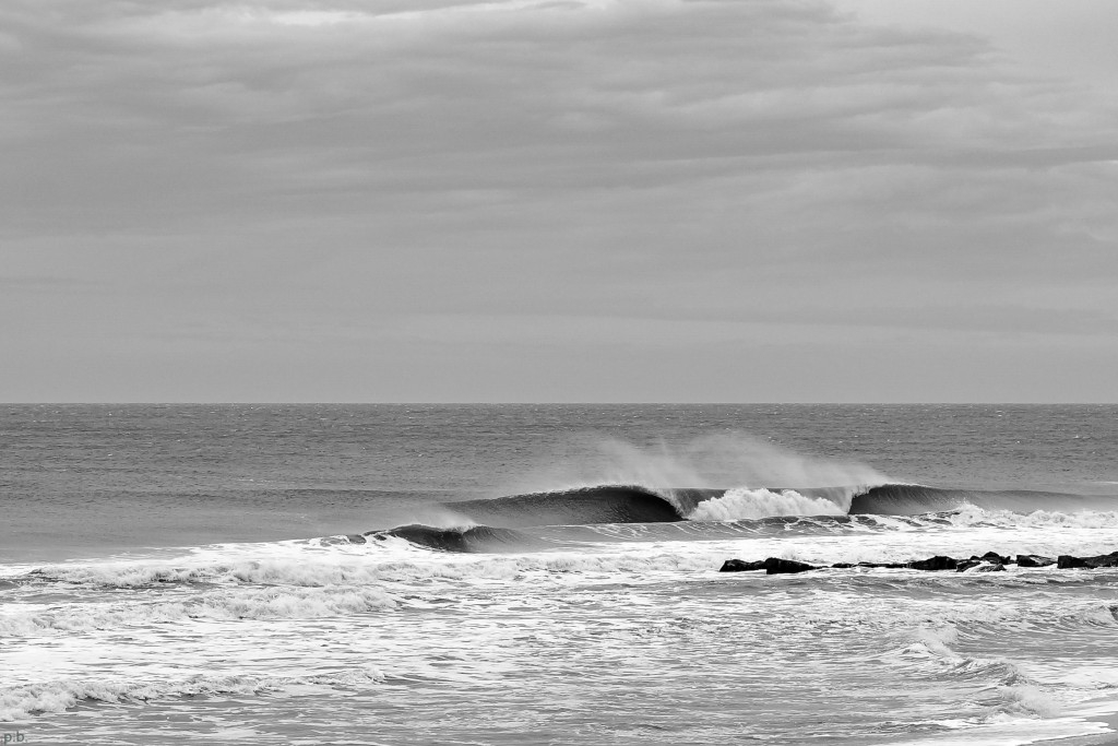 Already missing the cold barrels in Jersey last week.