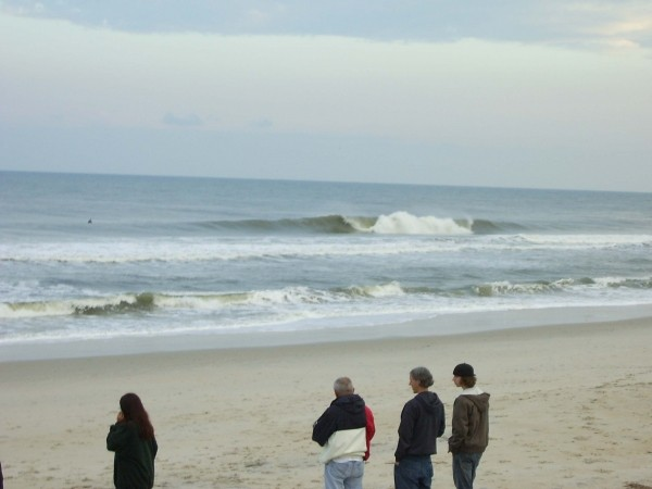 CB Hamlet Street. Southern NC, surfing photo