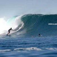 Surf Camp Indonesia on Oct 12, 2015. Java, Surfing photo