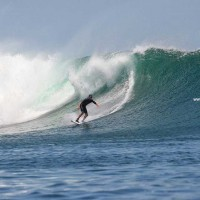 Java, Surfing photo