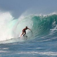 G-Land. Java, Surfing photo