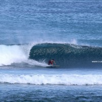 Best Surf Spot in Indonesia on August 14, 2015
