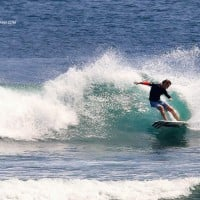 Indonesia Surf Trip on August 14, 2015
