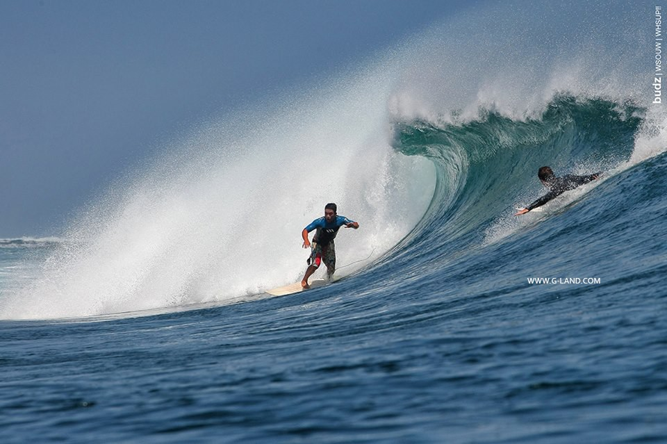 Surf Camp Indonesia on August 19, 2015 | G-Land Surf