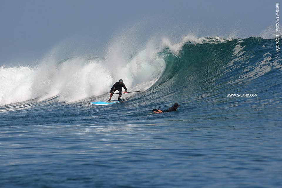 Best Surf Spot in Indonesia on August 20, 2015