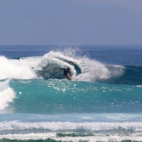 East Java Surf on August 20, 2015