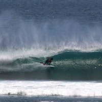 G-land on Oct 3, 2015. Java, Surfing photo
