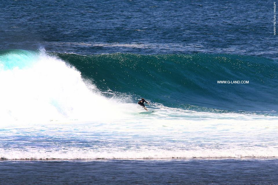 G-Land Joyos Surf Camp Indonesia on September 7, 2015
