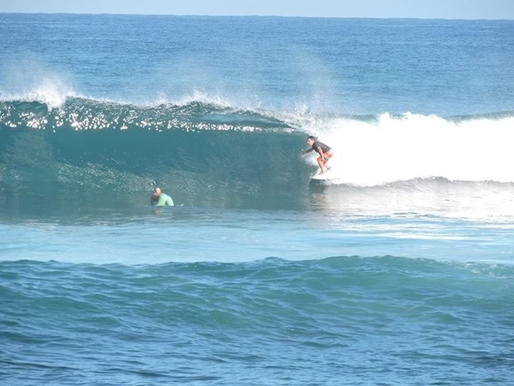 Puerto Rico, surfing photo