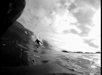 Gopro Testing. New Jersey, Surfing photo