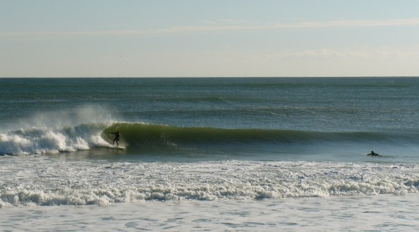 Winter Walls. Northern New England, Surfing photo