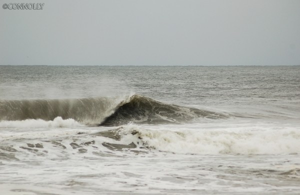First Noreaster, Oct 09 Western LI. New York, Surfing photo