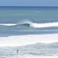 Barrel & Bikini. Costa Rica, Surfing photo