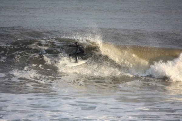 12-27-09 Cedars Surf. New Jersey, Surfing photo