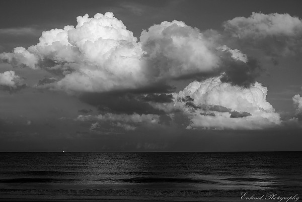 Clouds over Swell .. Delmarva, Scenic photo