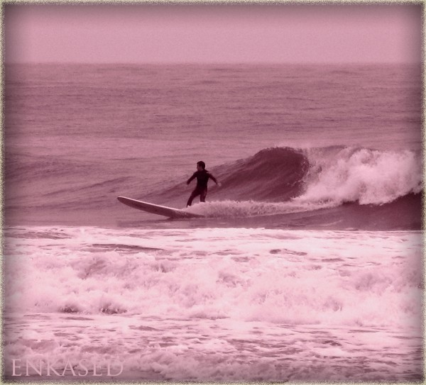 Springtime unknown logger.. Delmarva, Surfing photo