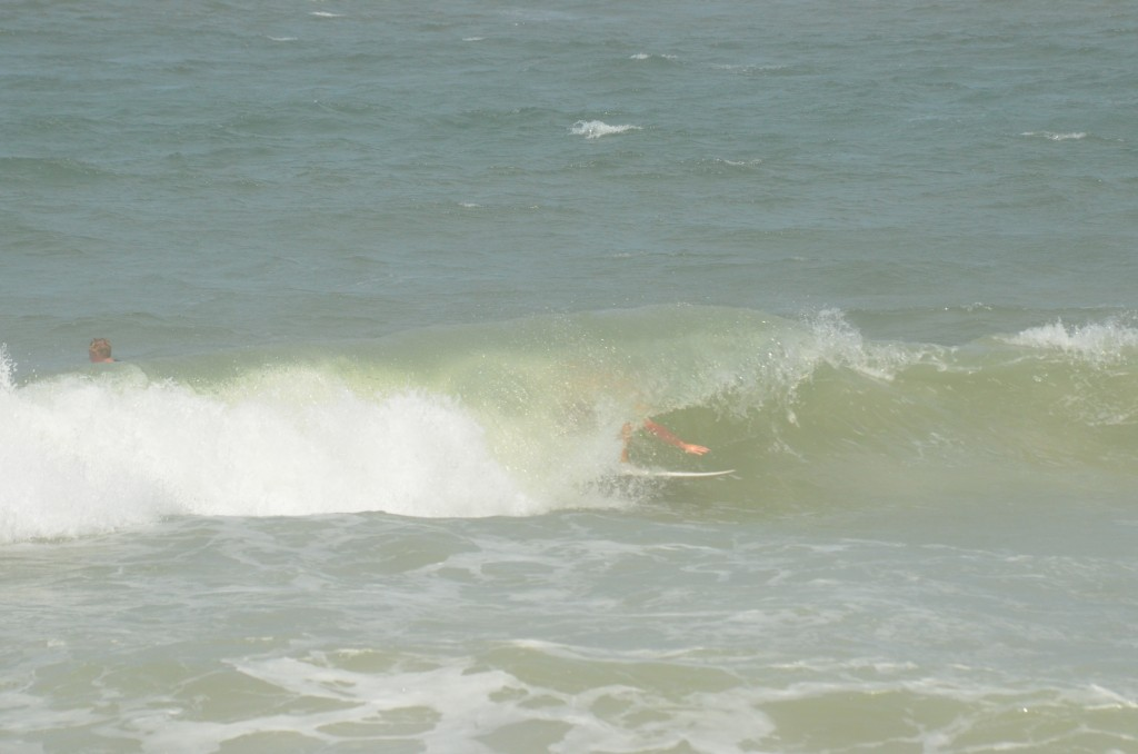 cover up. North Florida, Surfing photo