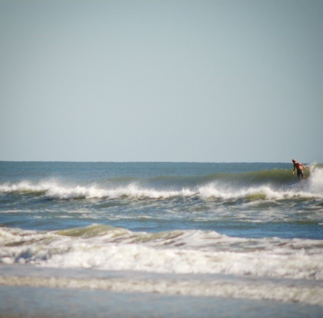 A dreamy St Sugstine day . North Florida, Surfing photo