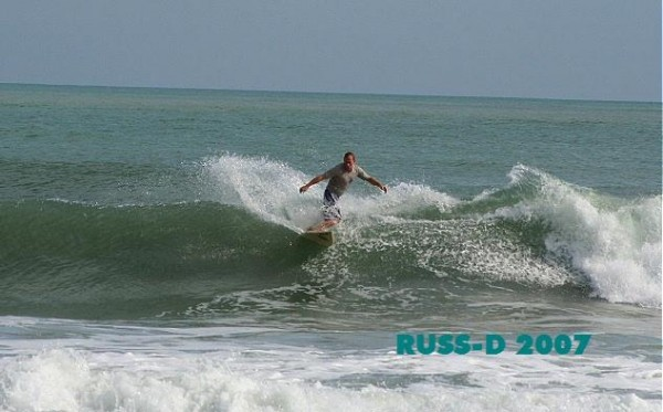 Turkey Day at S.I.. Central Florida, surfing photo