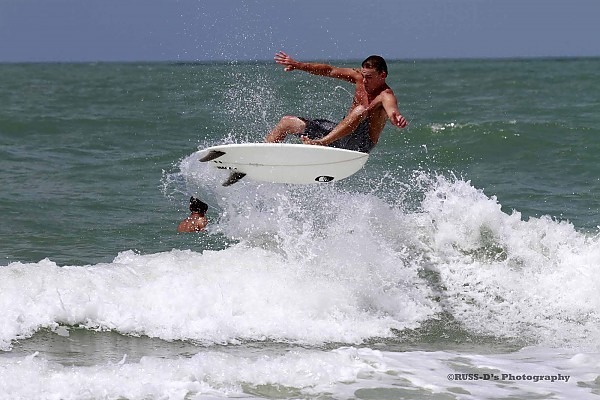 7/9/2011 Bradenton Beach. West Florida, Surfing photo