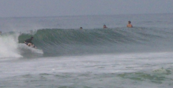 H'Cane Wilma. West Florida, surfing photo