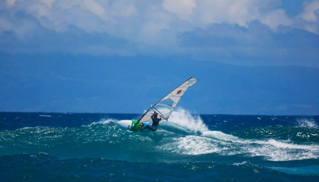 Maui, surfing photo