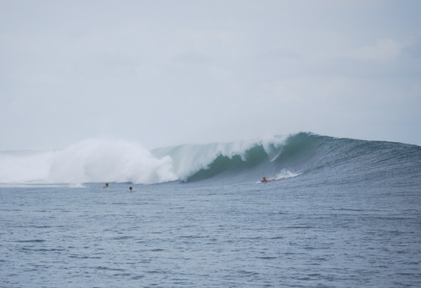 Great Session Sections man.. Nicaragua, Empty Wave photo