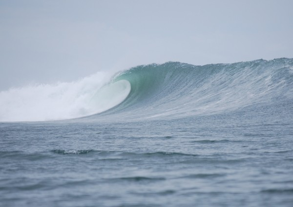 Tubes Anyone? Insert Yourself Here.. Nicaragua, Empty Wave photo