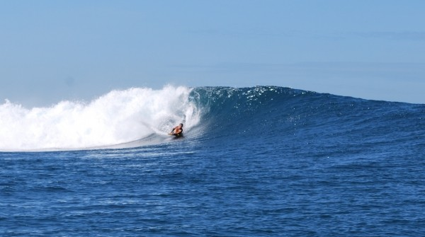 Mikey Likes It Mechanic Lefts. Nicaragua, Bodyboarding photo