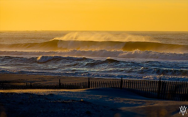Early Morning Light March 8th Swell.  Good times and