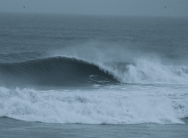 Thanksgiving Eve Swell In Jersey 11/27/2013. United States, Empty Wave photo