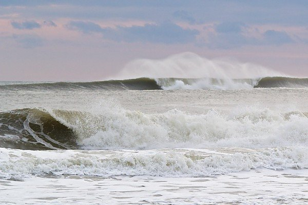 December Swells Eastern Long Island 12/30/2013. United States, Empty Wave photo