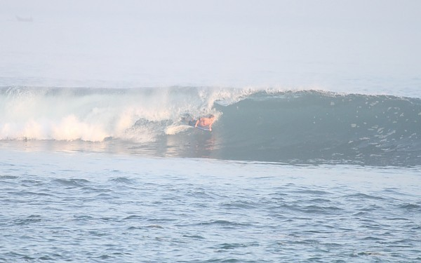 Barrel Time Sequence 3 So Fun. Indonesia, Bodyboarding photo