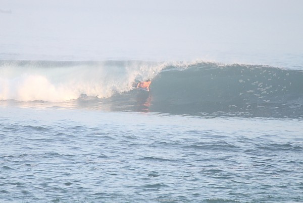 Barrel Time Sequence 4 So Fun. Indonesia, Bodyboarding photo