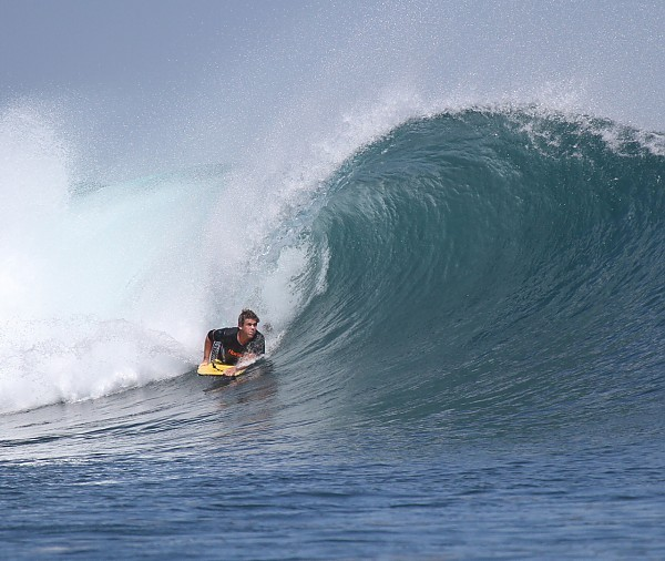 Setting Up Photos by dave.. Indonesia, Bodyboarding photo